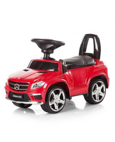 Chipolino Mercedes Benz GL63 AMG bébitaxi MP3 lejátszóval - Red Piros 2016 5fca885f35